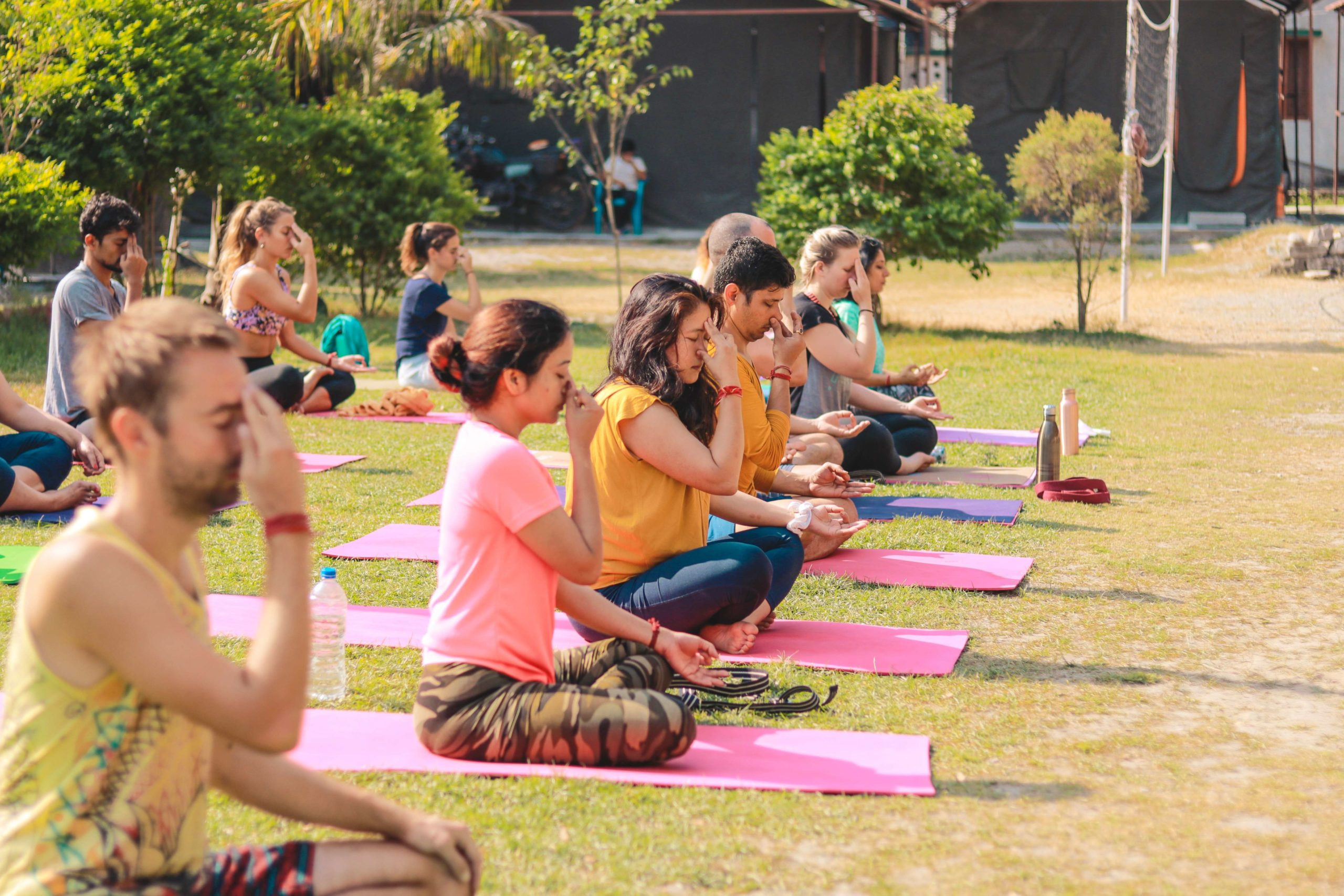 7 Days Online Pranayama Workshop (Beginner/Intermediate)