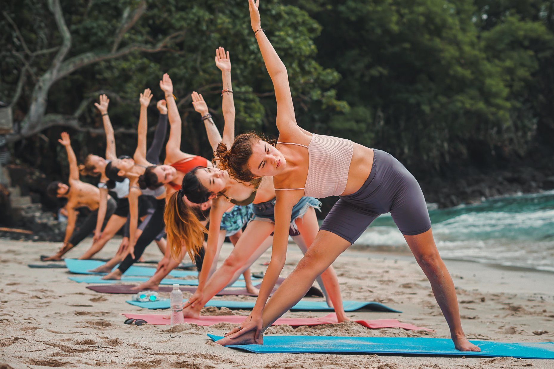 7 Days Online Hatha Vinyasa Flow Workshop (Advanced)
